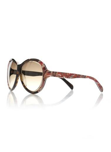 Emilio Pucci Güneş Gözlüğü Kahve